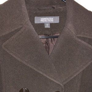 Kenneth Cole Reaction Jackets & Coats - Kenneth Cole Peacoat